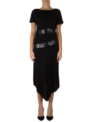 Siyah Maison Martin Margiela Elbise