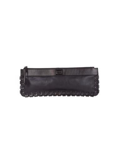 Siyah Burberry Çanta