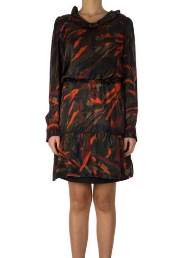Siyah Balenciaga Elbise