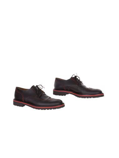 Siyah Sartore Ayakkabı