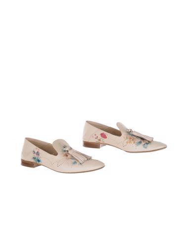 Bej Fratelli Rossetti Ayakkabı