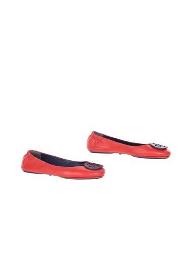 Kırmızı Tory Burch Ayakkabı