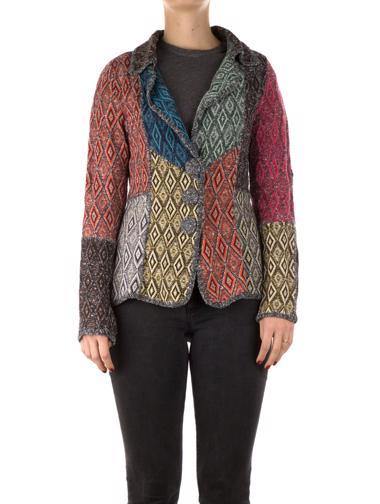 Çok_Renkli Cecilia Prado Hırka / Ceket