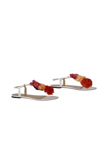Beyaz Charlotte Olympia Ayakkabı