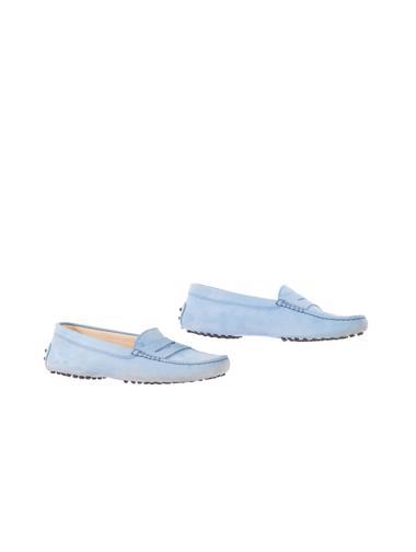 Mavi Tod's Ayakkabı