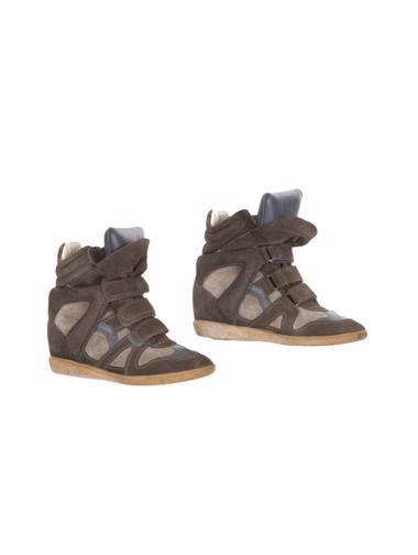 Kahve Isabel Marant Ayakkabı