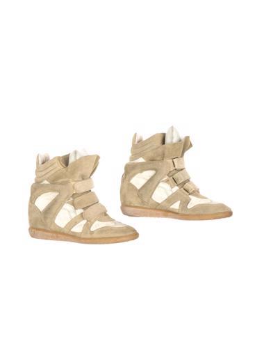 Bej Isabel Marant Ayakkabı