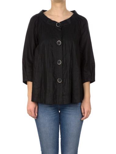 Siyah Maje Ceket
