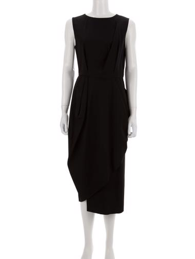 Siyah Michael Kors Elbise