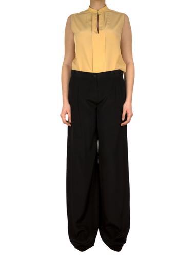Siyah Fendi Pantolon