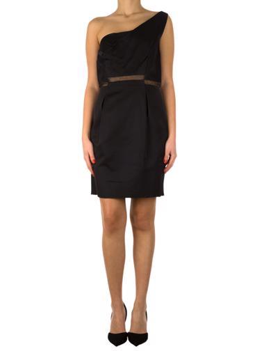 Siyah Lanvin Elbise