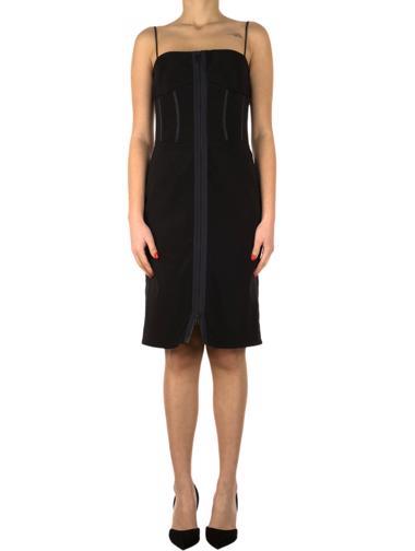 Siyah Emporio Armani Elbise