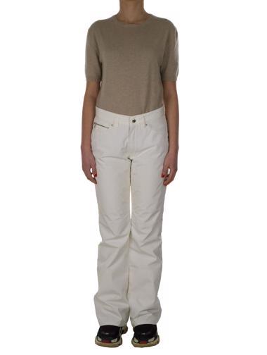 Beyaz Bogner Kayak Pantolon
