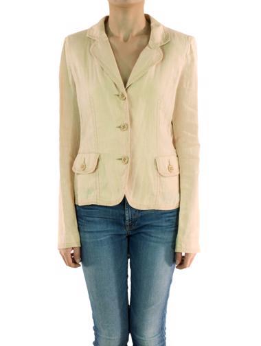 Bej Armani Jeans Ceket