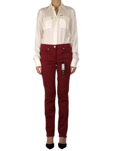 Kırmızı Escada Pantolon