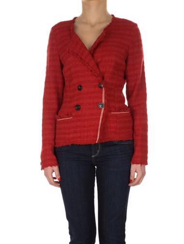 Kırmızı Isabel Marant Etoile Ceket