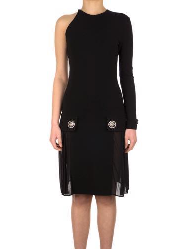 Siyah Versus by Versace Elbise