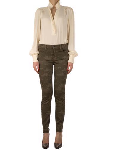 Yeşil J Brand Jean Pantolon