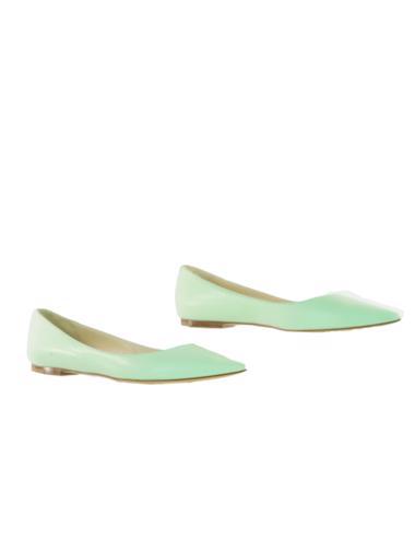 Yeşil Jimmy Choo Ayakkabı