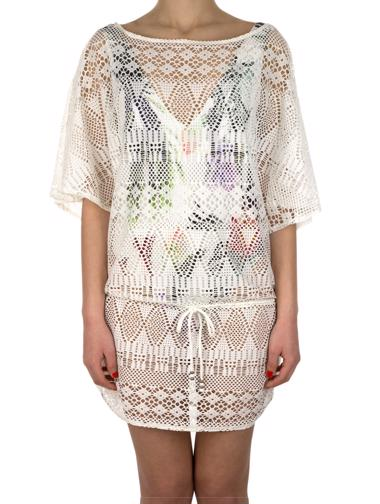 Beyaz Ralph Lauren Elbise / Tunik