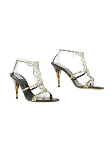 Bej Giuseppe Zanotti Ayakkabı