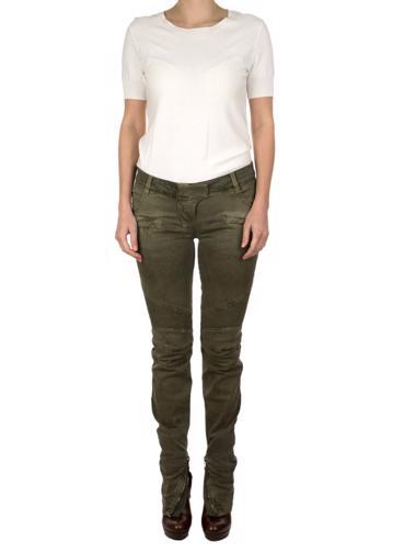 Yeşil Balmain Pantolon