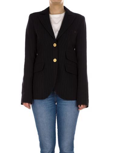 Siyah Smythe Ceket