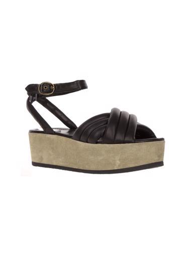 Siyah Isabel Marant Ayakkabı