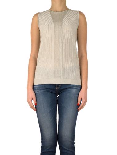 Bej Calvin Klein Collection Bluz