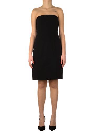 Siyah Helmut Lang Elbise