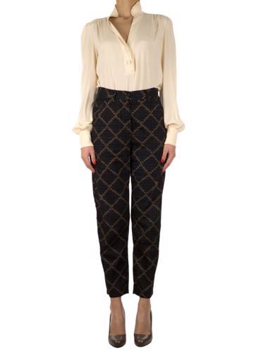 Siyah Isabel Marant Etoile Pantolon