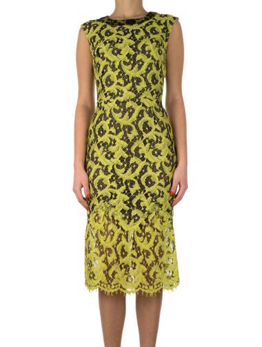 Yeşil Erdem Elbise