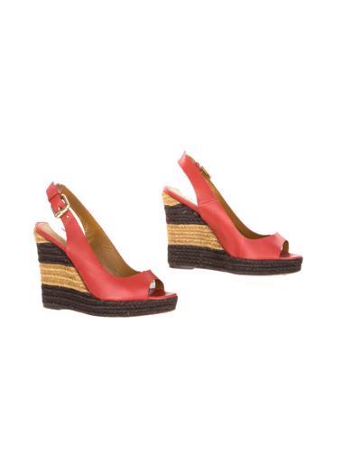 Kırmızı Fendi Ayakkabı