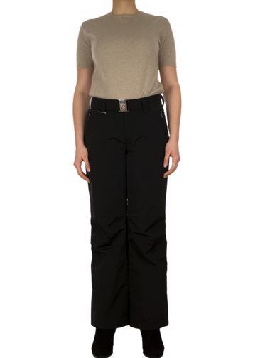 Siyah Bogner Kayak Pantolonu