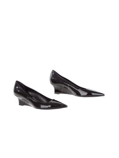 Siyah Burberry Ayakkabı