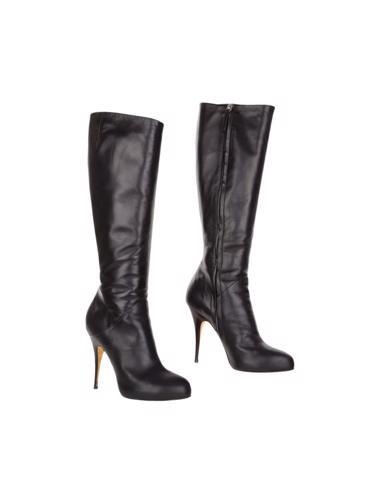 Siyah Giuseppe Zanotti Çizme