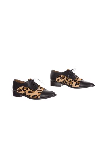 Siyah Carel Ayakkabı