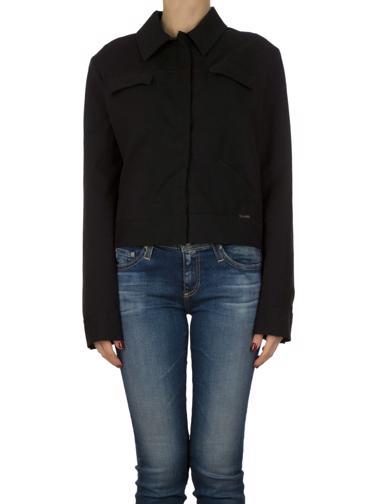 Siyah Calvin Klein Collection Mont