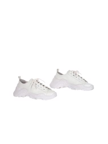 Beyaz No.21 Ayakkabı