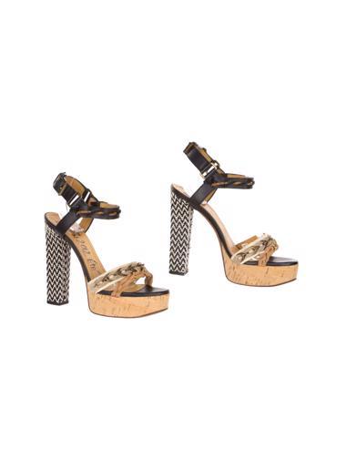 Bej Lanvin Ayakkabı