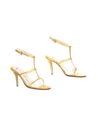 Altın Walter Steiger Ayakkabı