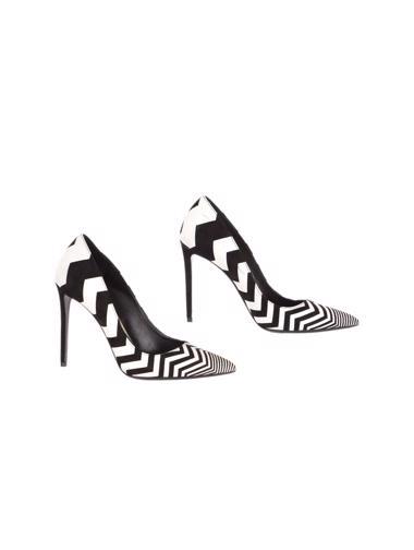 Beyaz Nicholas Kirkwood Ayakkabı