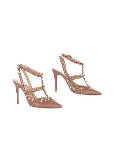 Pembe Valentino Ayakkabı