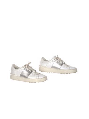 Beyaz Valentino Ayakkabı