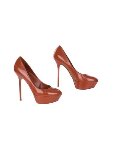 Kırmızı Sergio Rossi Ayakkabı