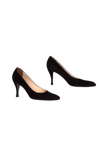 Siyah Sergio Rossi Ayakkabı