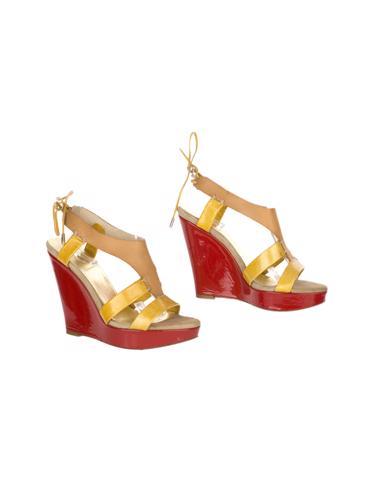 Sarı Dolce&Gabbana D&G Ayakkabı