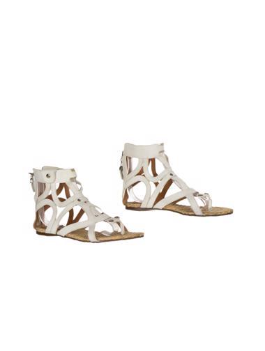 Krem Dolce&Gabbana Ayakkabı