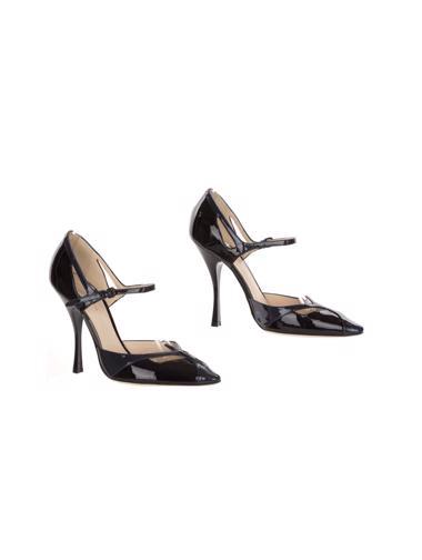 Lacivert Bottega Veneta Ayakkabı