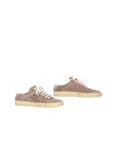 Bej Yves Saint Laurent Ayakkabı